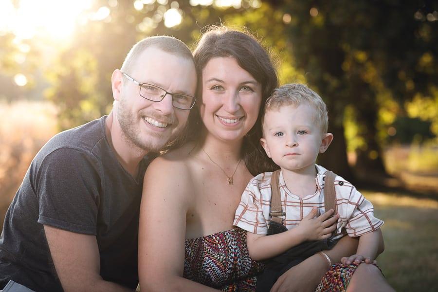 photo extérieur famille