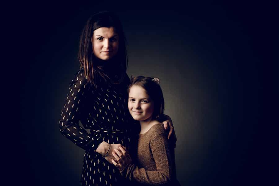photos mère filles