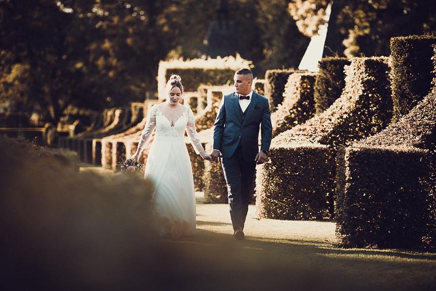 photographe mariage aux jardin du manoir d' eyrignac
